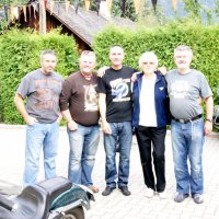 Harley Davidson - Villach, Ossiacher See, Faaker See